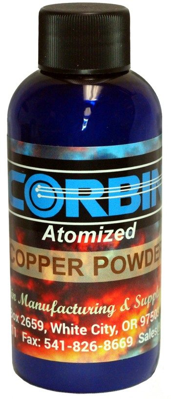 Atomized Copper
